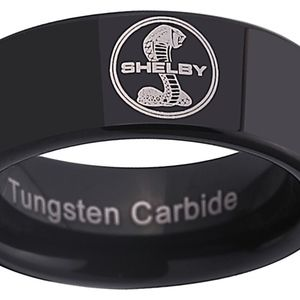 Shelby Cobra Ring Ford Mustang GT500 Size 9.25 NEW